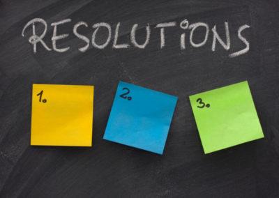 MIX CAMP : Savoir définir et tenir mes bonnes résolutions pour réaliser mes objectifs