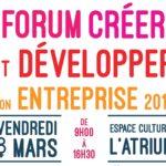 forum créer et développer son entreprise à Tassin-la-Demi-Lune