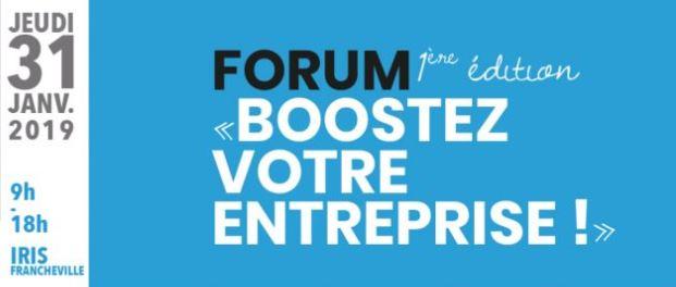 Retour sur la 1ère édition du Forum de Francheville