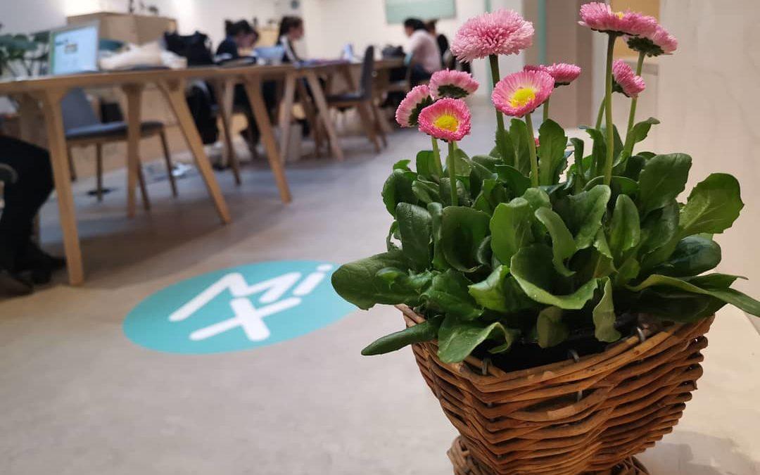 Un espace de coworking à Lyon pour étudiants