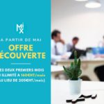 offre découverte MIX coworking