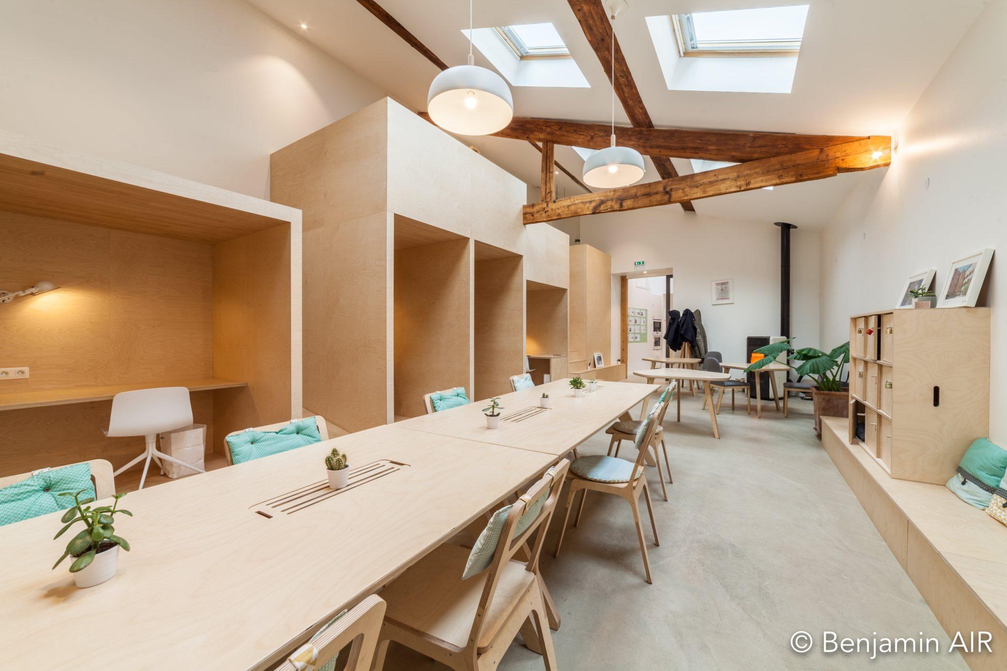 MIX Coworking - espace de coworking à Tassin-la-Demi-Lune, Francheville et Ecully