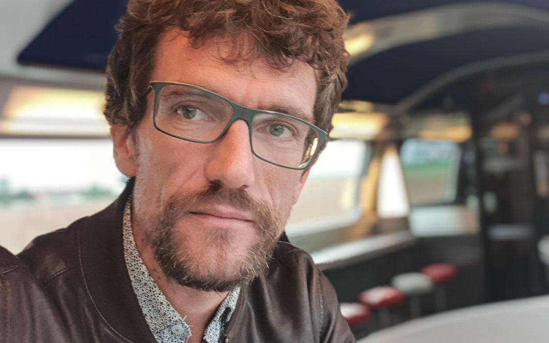 Sébastien Rieussec, Réalisateur, photographe et journaliste reporter d'images
