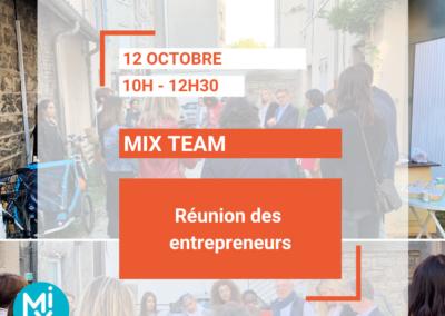 MIX TEAM des entrepreneurs