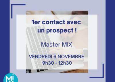 Master MIX : Relancer son client par email !