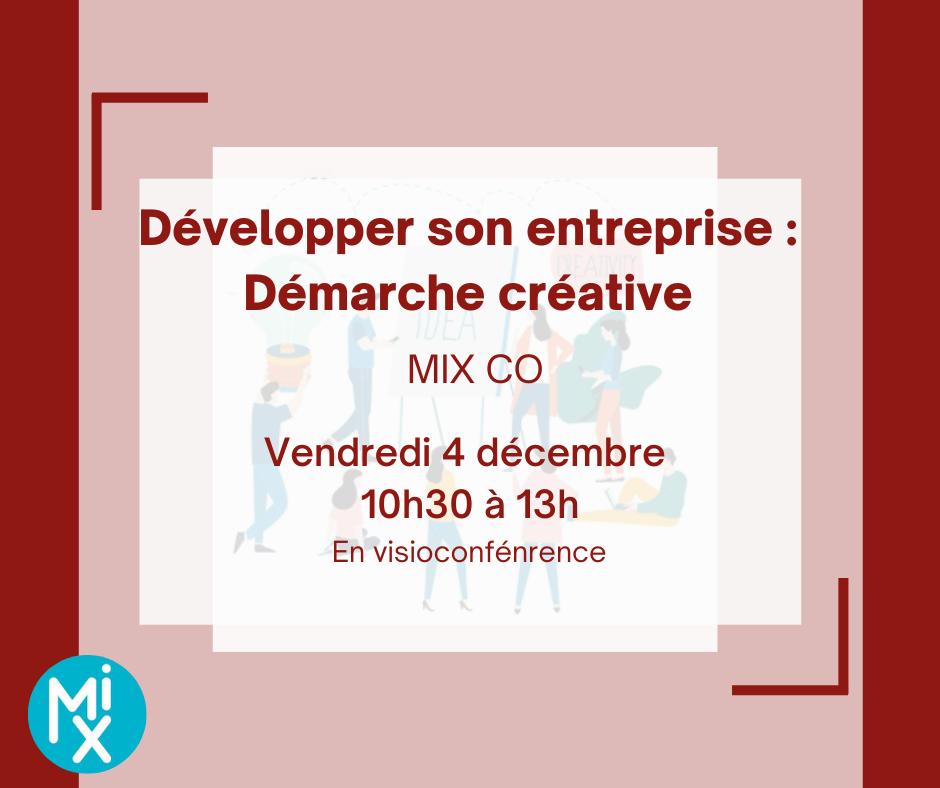 mix co : développer son entreprise