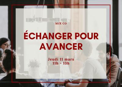 Echanger pour avancer (MIX CO)