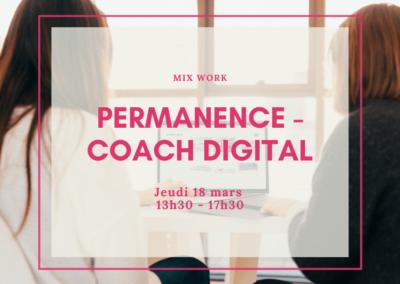 Permanence – Coach digital