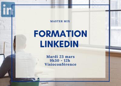 Formation LinkedIn (MASTER MIX)