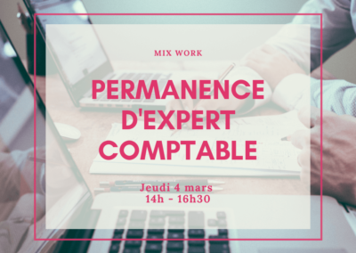 Permanence d'expert Comptable by Goneo