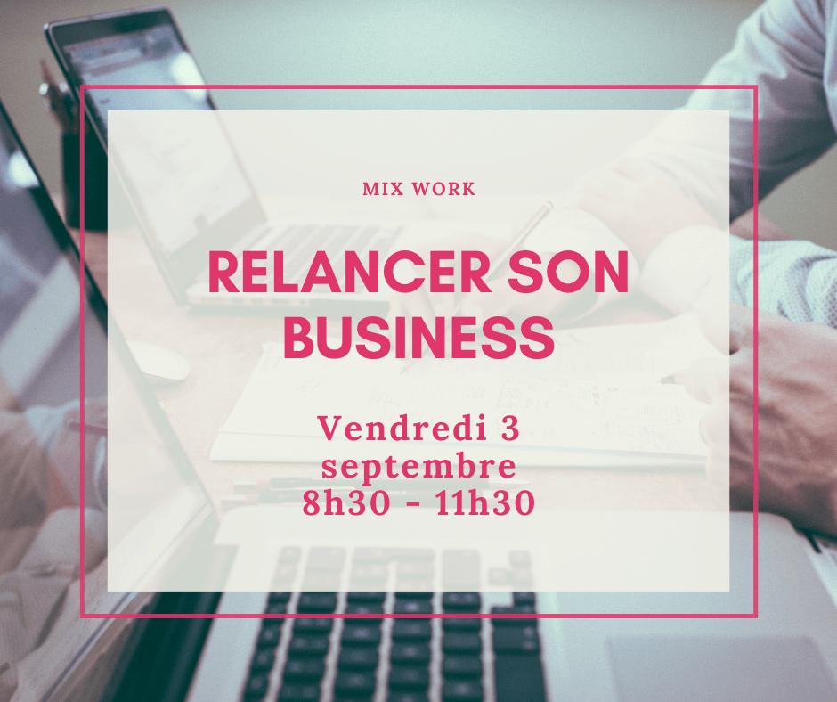Relancer son business