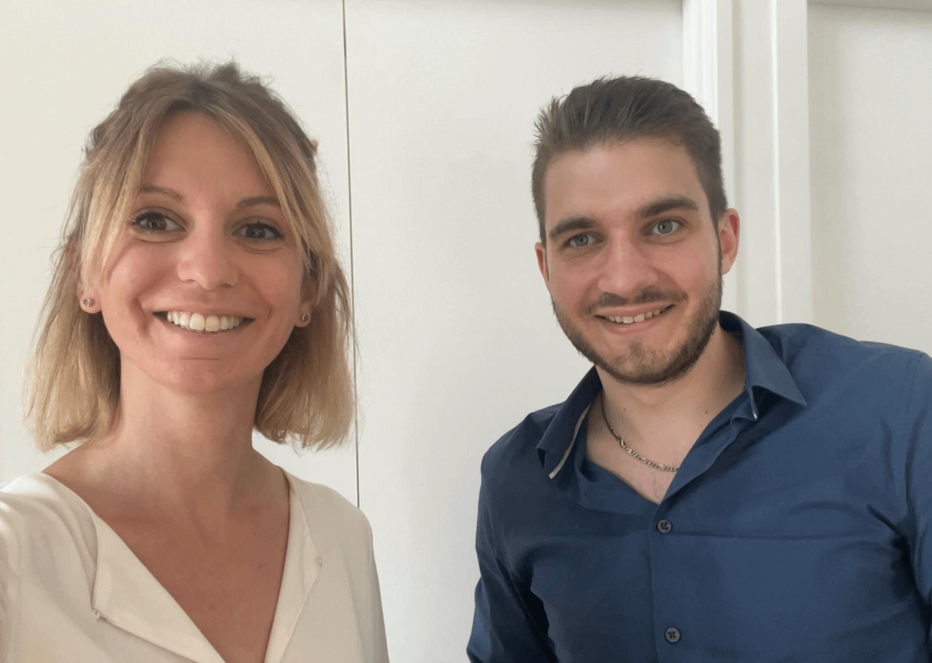 Anne-Laure VIRICEL et Cyril BONINO